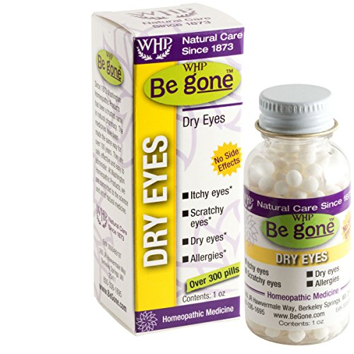 Be gone Dry Eyes (Allergy Gone Formula)