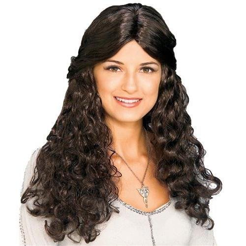 Lord Of Rings Arwen Wig Costume Accessory -
