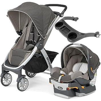 Amazon.com: Chicco – Bravo carriola trío sistema con niño S ...