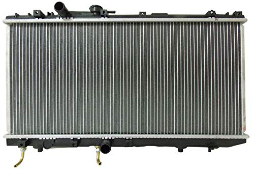 (Replacement Radiator For 1991-1995 Toyota Tercel Paseo 4CYL 1.5L)