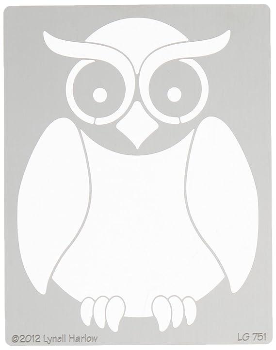 amazon st edous dreamweaver metal stencil owl Klingon Bird of Prey Toy