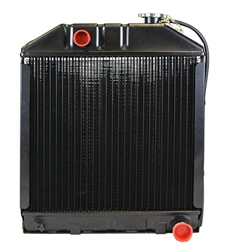 - NEW Replacement Radiator C7NN8005H for Ford NH Tractor 2100 2120 2300 2600 2610 3610 3900 4100 + (24074AM)
