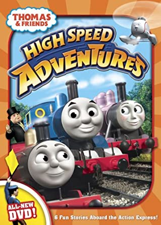 amazon com thomas and friends high speed adventures thomas
