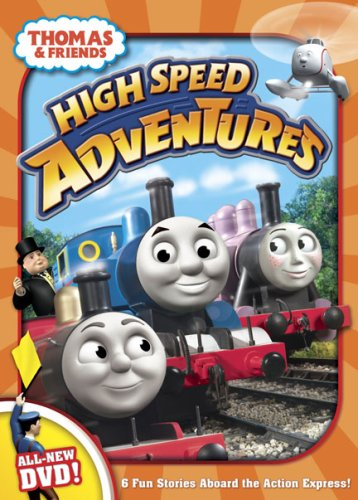 (Thomas and Friends: High Speed Adventures)