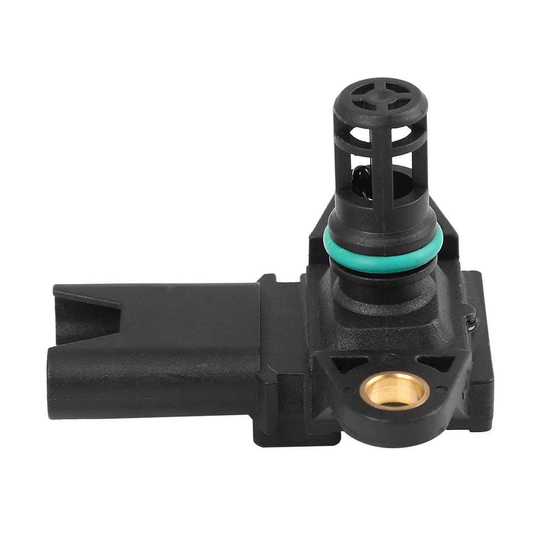 X AUTOHAUX Car Manifold Intake Air Absolute Pressure MAP Sensor 13627551429 7585493 for Bmw 335xi 335i 535i 550i 740i 750i X3 X5 X6 Z4