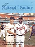 The National Pastime, Society for American Baseball Research Staff, 091013748X