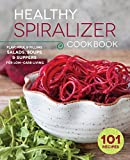 img - for Healthy Spiralizer Cookbook: Flavorful and Filling Salads, Soups, Suppers, and More for Low-Carb Living book / textbook / text book