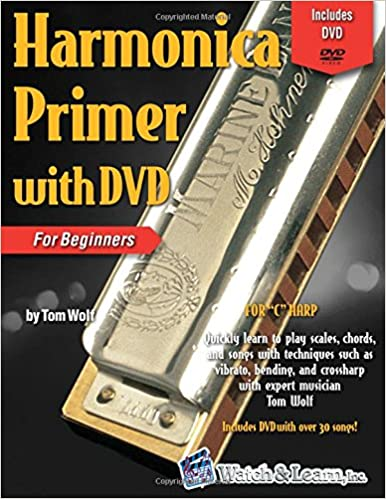 Harmonica Primer Book with DVD Download Epub