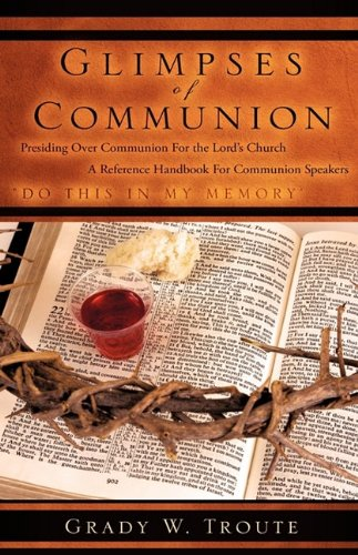 GLIMPSES OF COMMUNION