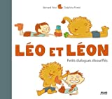 Léo et Léon -Petits dialogues ébouriffés