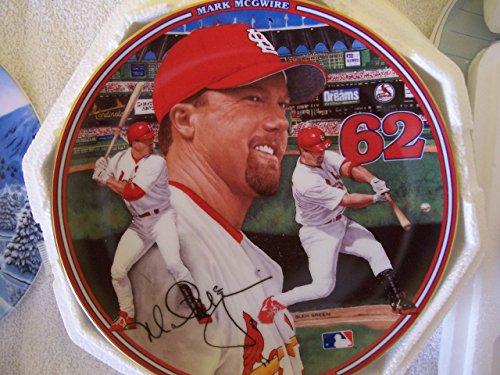 Record Breaker 9-8-98 Mark McGwire Home Run Hero 8