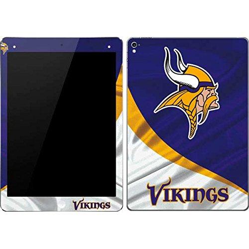 NFL Minnesota Vikings iPad Pro 9.7in Skin - Minnesota Vikings Vinyl Decal Skin For Your iPad Pro 9.7in by Skinit
