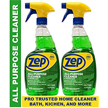 Zep All-Purpose Cleaner and Degreaser 32 Ounce (Pack of 2)
