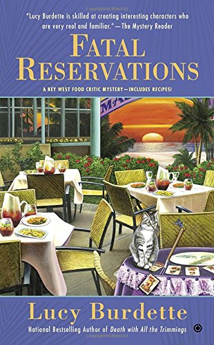 book cover of Fatal Reservations