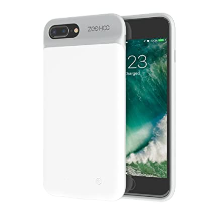 quality design 5952f 65268 iPhone 7 Plus Battery Case - ZeeHoo Ultra Slim Extended Charging ...
