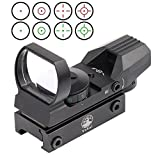 Best Mounts For Weaver Picatinnies - Vokul Tactical 4 Reticle Red Dot Open Reflex Review