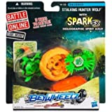 Beyblade Beywheelz: Stalking Hunter Wolf (W-28)