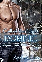 DOMINIC (Kensington Cove: Call of the Night Book 4)