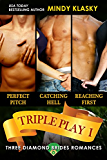 Triple Play I: A Boxed Set of Hot Baseball Romances (Diamond Brides Series)