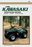 Kawasaki Bayou KLF400, 1993-1999, Clymer Publications Staff and Penton Staff, 0892877391