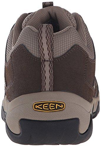Keen Oakridge, Zapatos de Low Rise Senderismo para Hombre Marrón (Cascade/ Brindle)