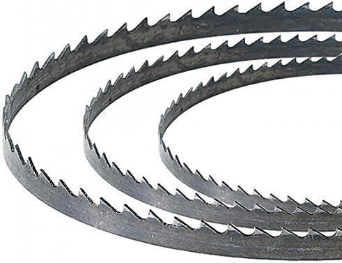 2096 mm hoja de sierra Hoja de sierra de banda 82 1//2 pulgadas x 1//2 pulgadas x 6 TPI para Dewalt /& Elu DW//EBS 3401//3501