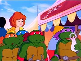 Amazon.com: Teenage Mutant Ninja Turtles: Season 2: Cam ...