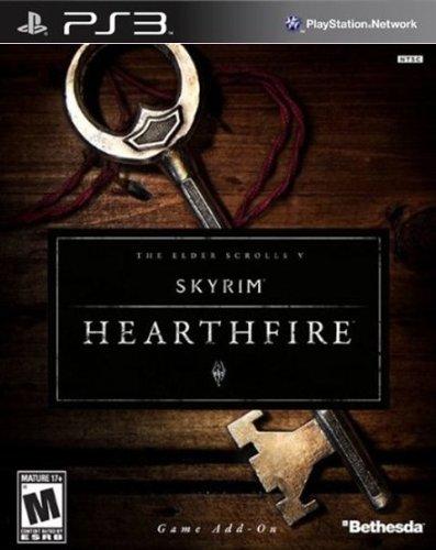 The Elder Scrolls V Skyrim: Hearthfire DLC - PS3 [Digital Code]