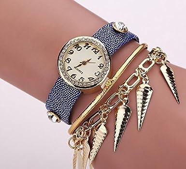 Aliexpress new Bracelet series leaves Pendant Bracelet Watch ...
