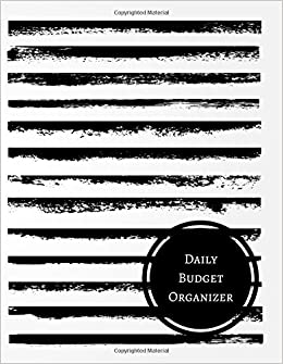 daily budget organizer daily budget log journals for all