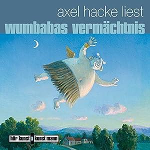 Wumbabas Vermächtnis Hörbuch