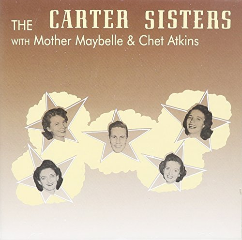 Price comparison product image Carter Sisters With Mother Maybelle with Chet Atkins