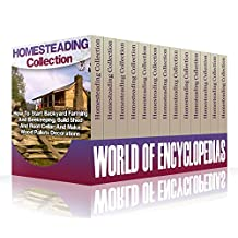 Homesteading Collection: How To Start Backyard Farming And Beekeeping, Build Shed And Root Cellar And Make Wood Pallets Decorations