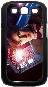 Doctor Who Tardis Matt Smith Samsung Galaxy S3 Case 3102mss