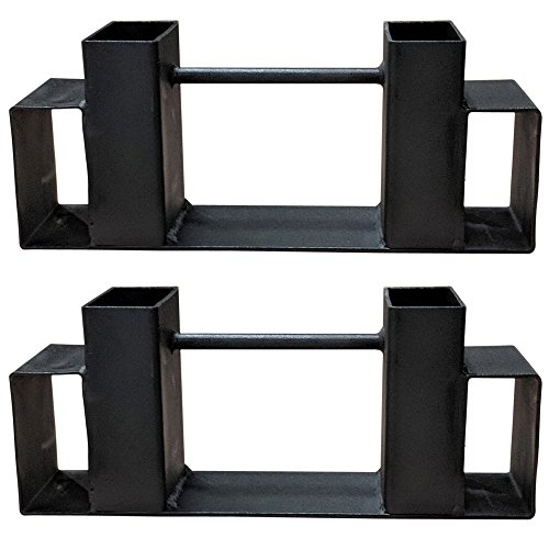 (Titan Steel Log Rack Bracket Kit |)