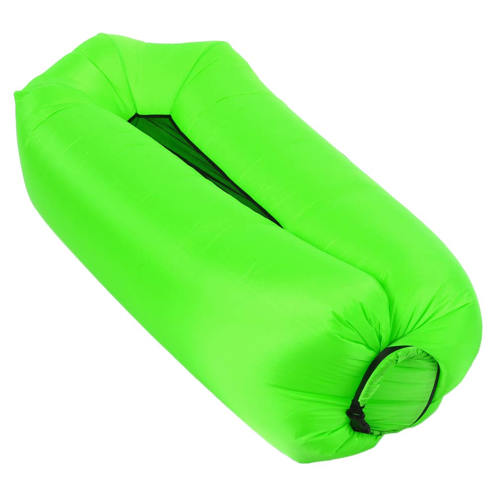 Lixada Inflatable Lounger Air Sofa Hammock-Portable,Water Proof& Anti-Air Leaking Design-Self-Inflating Sleeping Ideal Couch for Backyard Lakeside Beach Traveling Camping Picnics & Music Festivals by Lixada