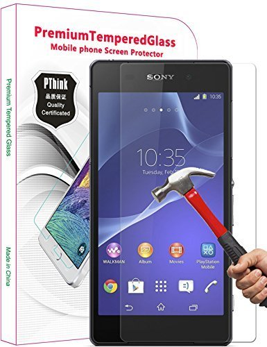 Sony Xperia Z2 Tempered Glass Screen Protector - 1