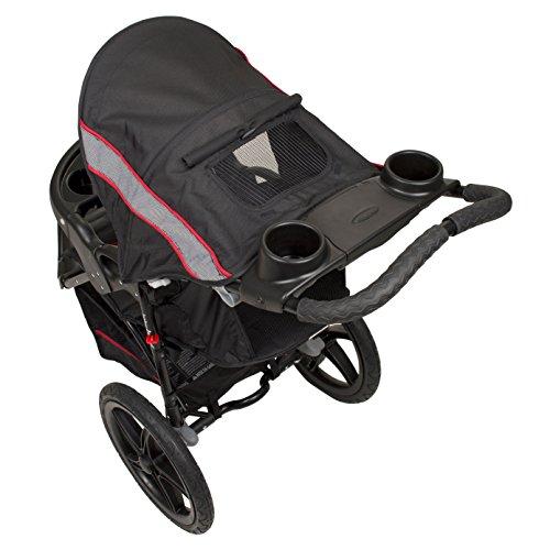 baby trend range jogger stroller millennium lifestyle updated. Black Bedroom Furniture Sets. Home Design Ideas