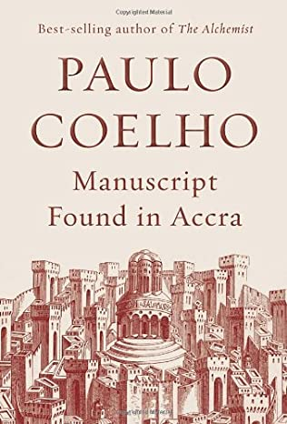 book cover of Manuscript Found in Accra