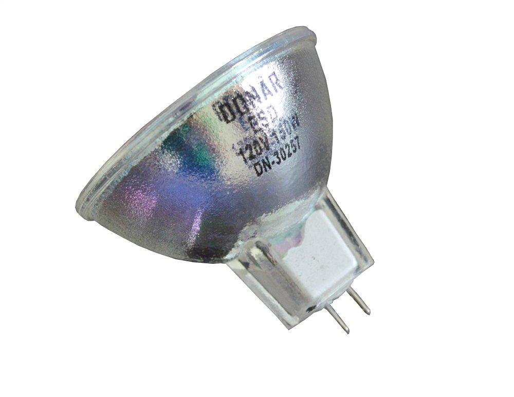 2pcs ESD 120V 150W Donar Bulb for Dentsply Efos Caulk Wiko 3028 – Darby Superdent 5000 72016 8000 - Den-Mat Marathon 1 2 3931 - Ushio 1000356 Medical Dental Halogen Lamp RM-121