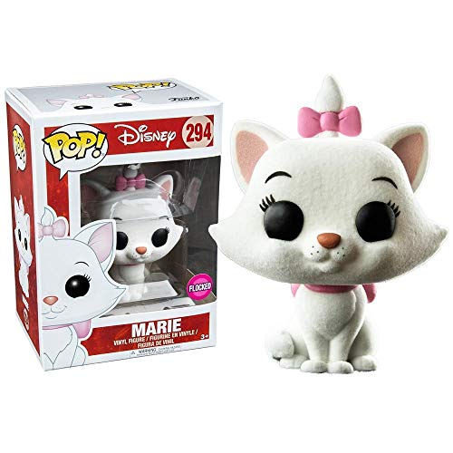 Figura Pop Disney Aristocats Marie Flocked Exclusive