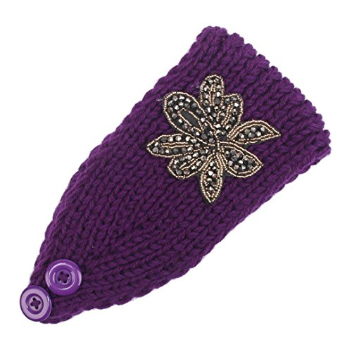 Hairwrap Sunfei Knitting Headband Handmade