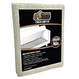 Gorilla Grip Original Slip Resistant Mattress Gripper Pad, Helps Stop Bed and Topper from Sliding, Stopper Works on Sofa and Couch, Easy to Trim Size, Strong, Durable Grips Help Slipping