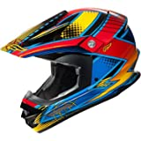 Fulmer RX4 Wild Strike Off Road Helmet (Large)