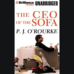 The CEO of the Sofa Audiobook
