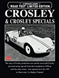 Crosley and Crosley Specials Limited Edition