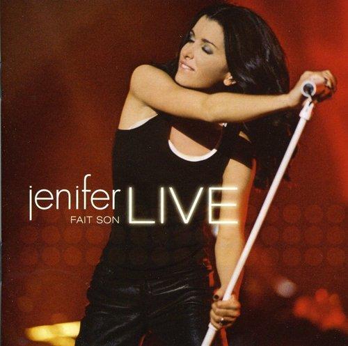 CD : Jenifer - Jenifer Fait Son Live (CD)
