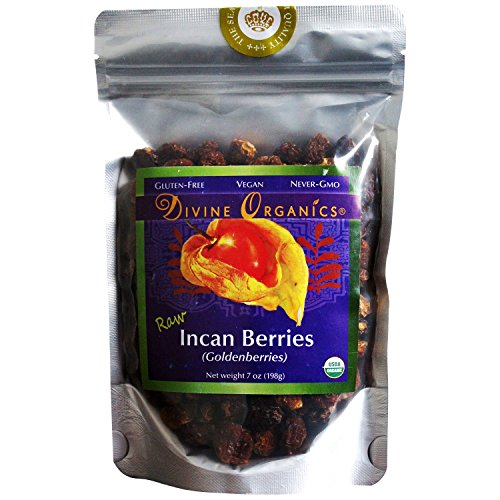 ROYAL HIMALAYAN Raw Incan Berries, 7 OZ