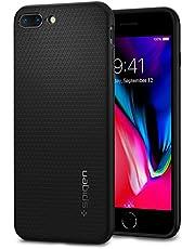 Spigen Liquid Air Armor Designed For Apple Iphone 8 Plus Case (2017) / Designed For Iphone 7 Plus Case (2016) - Black