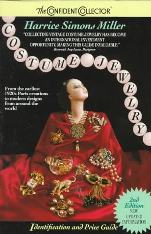 Costume Jewelry: Identification and Price Guide (Confident Collector) by Harrice Simons Miller (Online Costume Jewelry Stores)